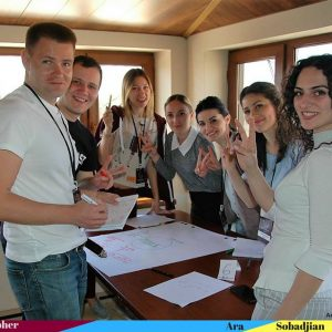 Conflict vs Connection:  A Training for Young Peace Builders in Armenia